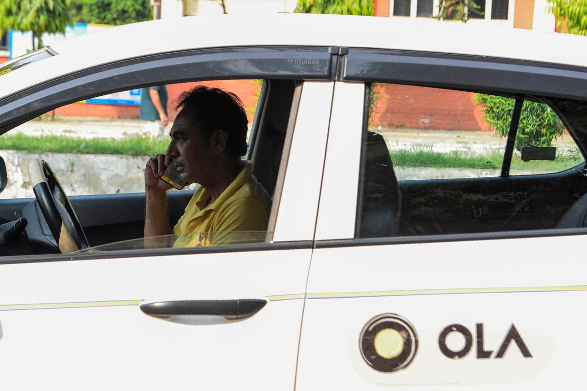 Ola tipping, Ola cabs
