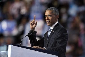 'Great awakening going on': Barack Obama's swipe at Trump during campaign