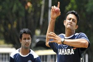 Kumble was very aggressive on the field, soft-spoken off it: Pragyan Ojha