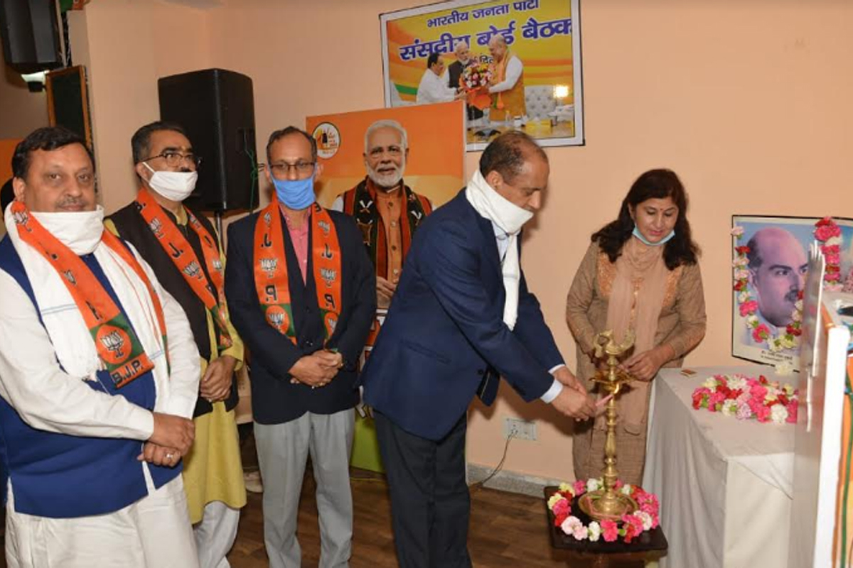 Chief Minister, Jai Ram Thakur, PM CARES