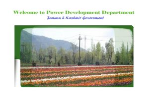 Task force for power sector reforms set up in J&K