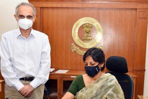 Vini Mahajan takes over as Punjab's 1st woman chief secretary