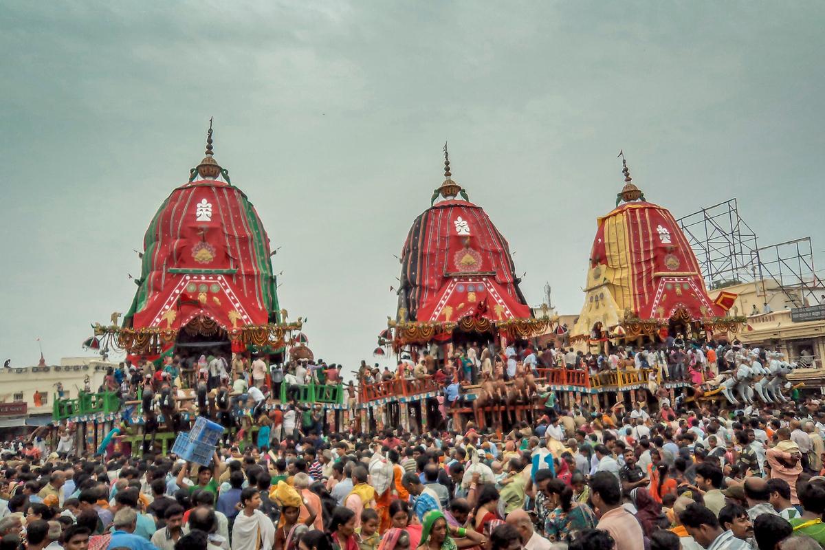 Odisha government, Rath Yatra, Jagannath Temple,