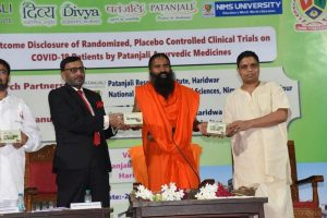 Patanjali's Coronil can't be used without Centre's approval: Rajasthan Minister