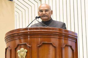 President Ram Nath Kovind extends greetings on eve of Raksha Bandhan