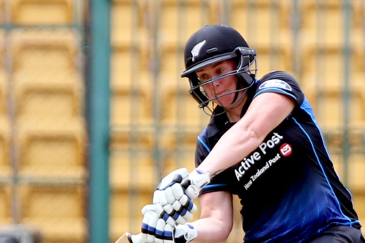 New Zealand's Rachel Priest retires from international cricket