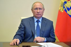 Russia President Vladimir Putin orders probe into cause of Arctic oil spill
