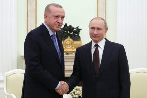 Vladimir Putin, Turkey President Erdogan discuss COVID-19, Libya, Syria over phone
