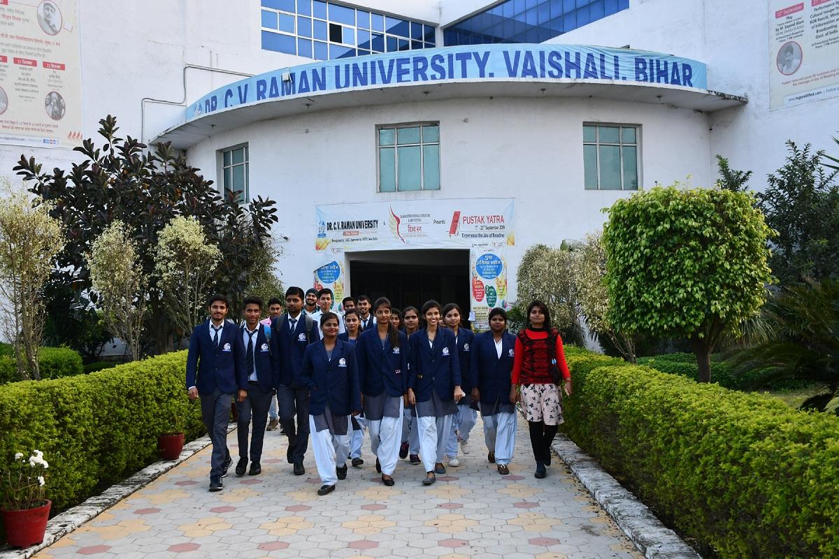 CV Raman University, CVRU, Vaishali, Bihar, Covid-19 pandemic, AJEE
