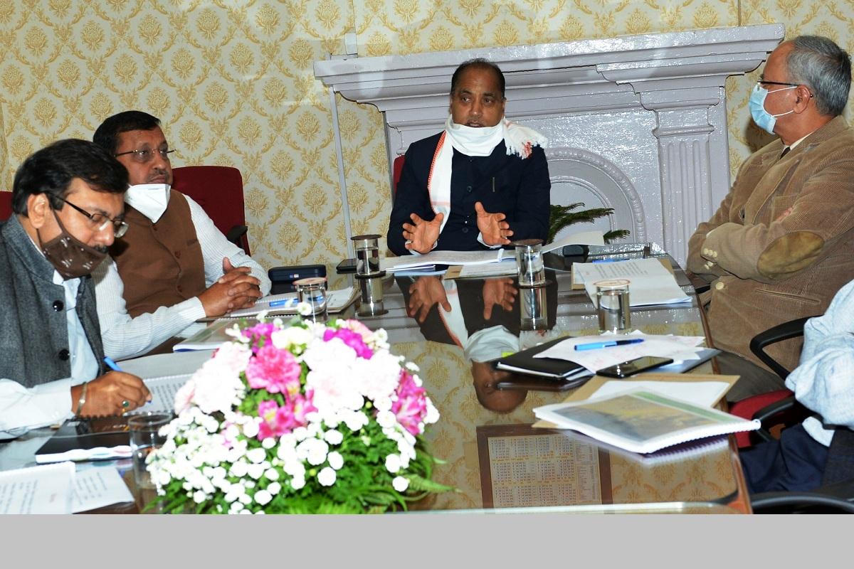 Himachal Pradesh Chief Minister Jai Ram Thakur, Bharat Sanchar Nigam Limited (BSNL), Safe City Project Mandi, Social Justice and Empowerment, Women safety,