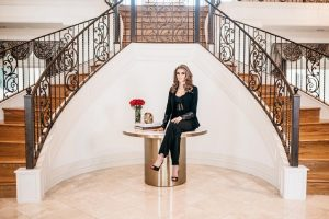 Kellie Rastegar is a highly successful business executive, wife, and mom