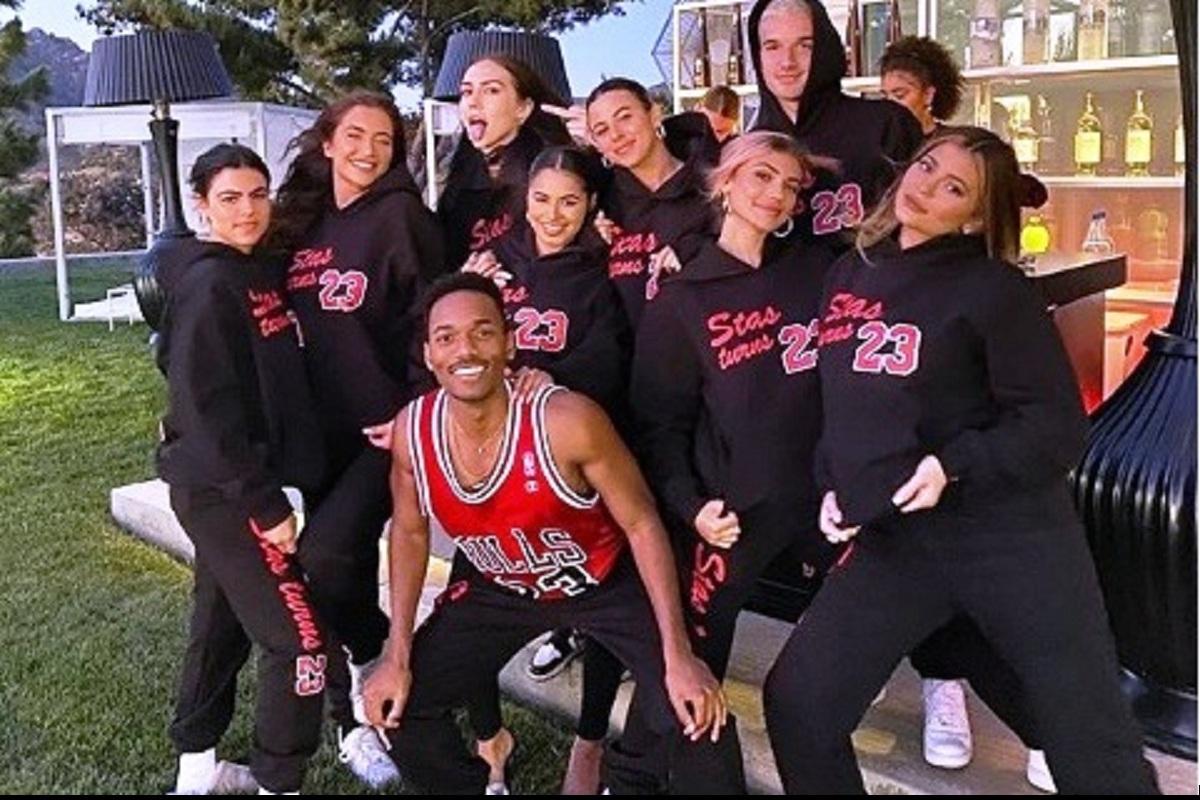 Kylie Jenner, facelift surgery, Travis Scott, COVID-19 lockdown, Los Angeles