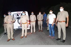 Dreaded criminal with bounty of Rs 75 thousand arrested after encounter