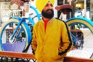 Navdeep Brar is an independent Punjabi singing sensation inspiring youth