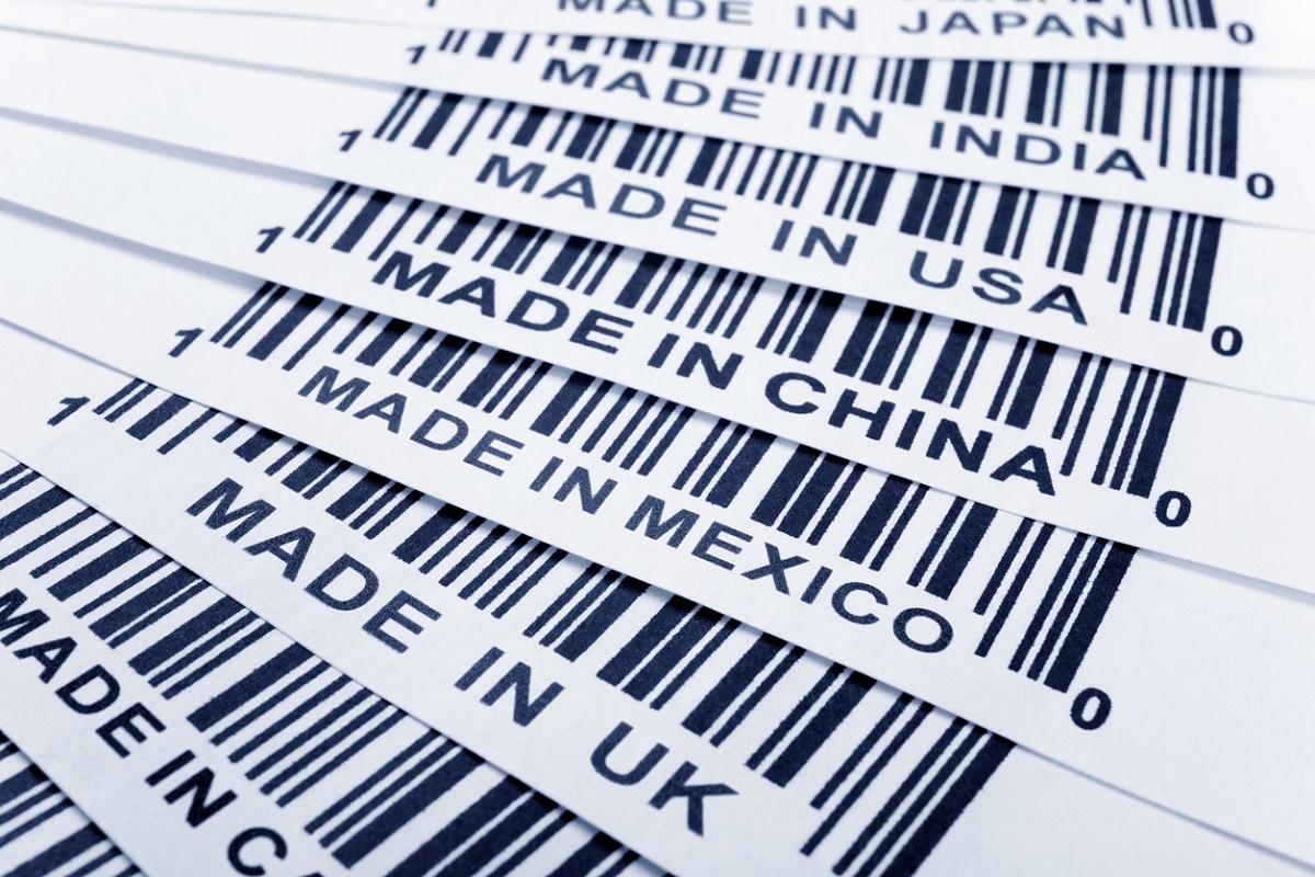 Rules of Origin, Chinese goods, India, Amazon
