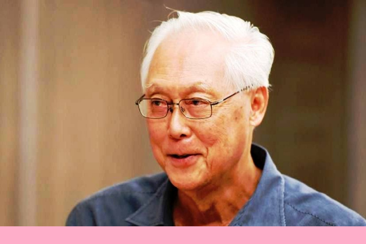 The Holy Goh, Singapore, Goh Chok Tong, Lee Kuan Yew, Lee Hsien Loong