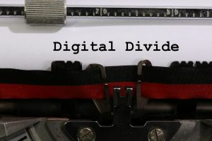 New face of the digital divide