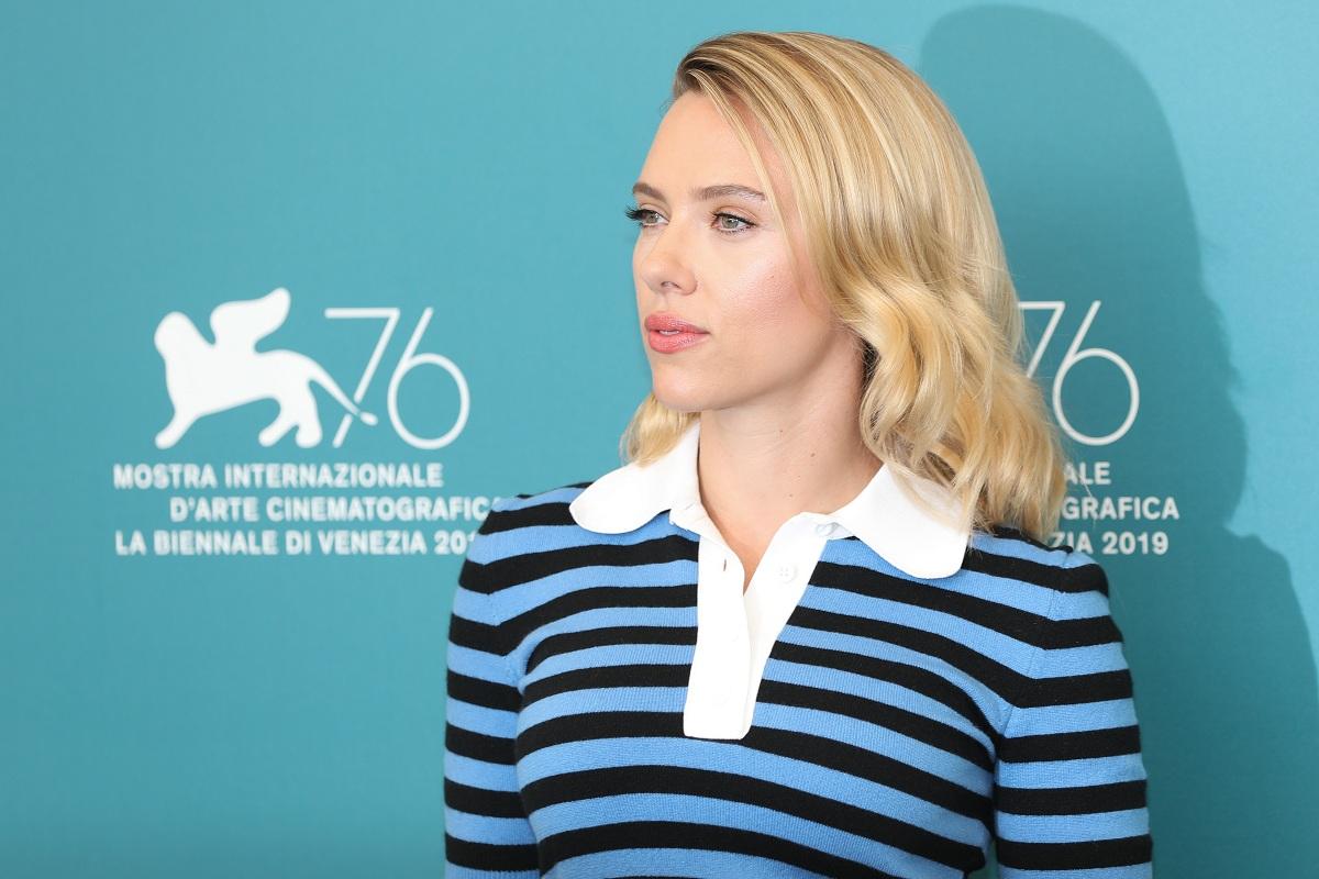Scarlett Johansson, All About Eve, Black Widow