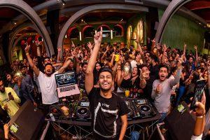 DJ Shiva Manvi turns every gig into reinvented nightlife experience