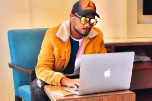 Budding entrepreneur Vishujeet Thakur acts as a leader and supports people around