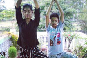 Yoga Day celebrated digitally by StudoPrakriti