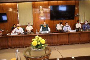 Amit Shah calls all-party meeting today in Delhi to discuss coronavirus crisis