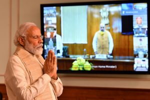 Prime Minister Narendra Modi holds second part of interaction with CMs, discusses situation post-Unlock 1.0