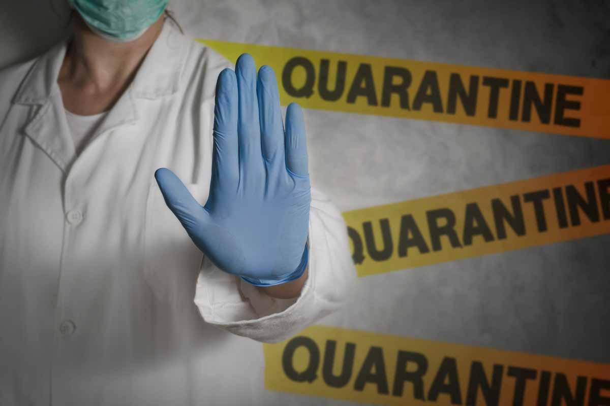 Covid Dictionary~I, Coronavirus, quarantine, lockdown, comorbidity