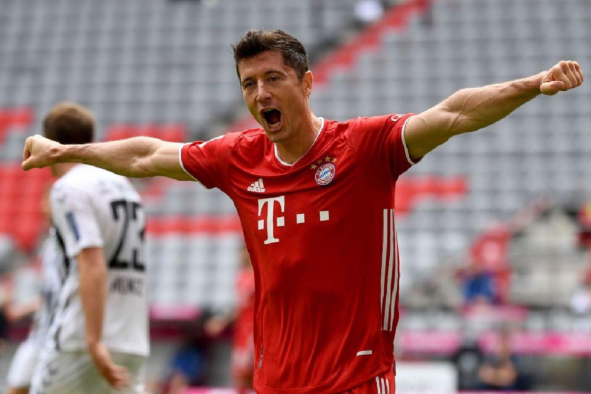 Robert Lewandowski, Bundesliga, Bayern Munich