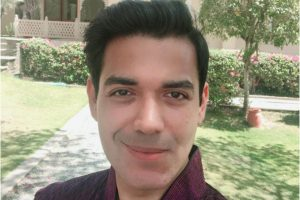 Radioactive Tushar has touched hearts across countries with his Urdu poetry