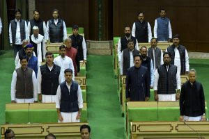 Rajasthan Cong moves MLAs to resort; CM Ashok Gehlot alleges horse-trading, says BJP wants 'MP story' in state