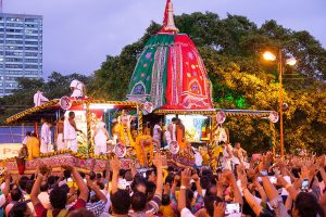 Puri Jagannath Temple servitor tests COVID-19 positive as Rath Yatra gets underway