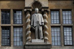 Oxford college votes to remove statue of colonialist Cecil Rhodes
