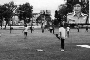 Siliguri GRP takes to yoga to beat Covid work stress