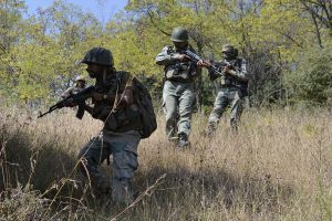 2 JeM terrorists killed in encounter with security forces in South Kashmir's Pulwama