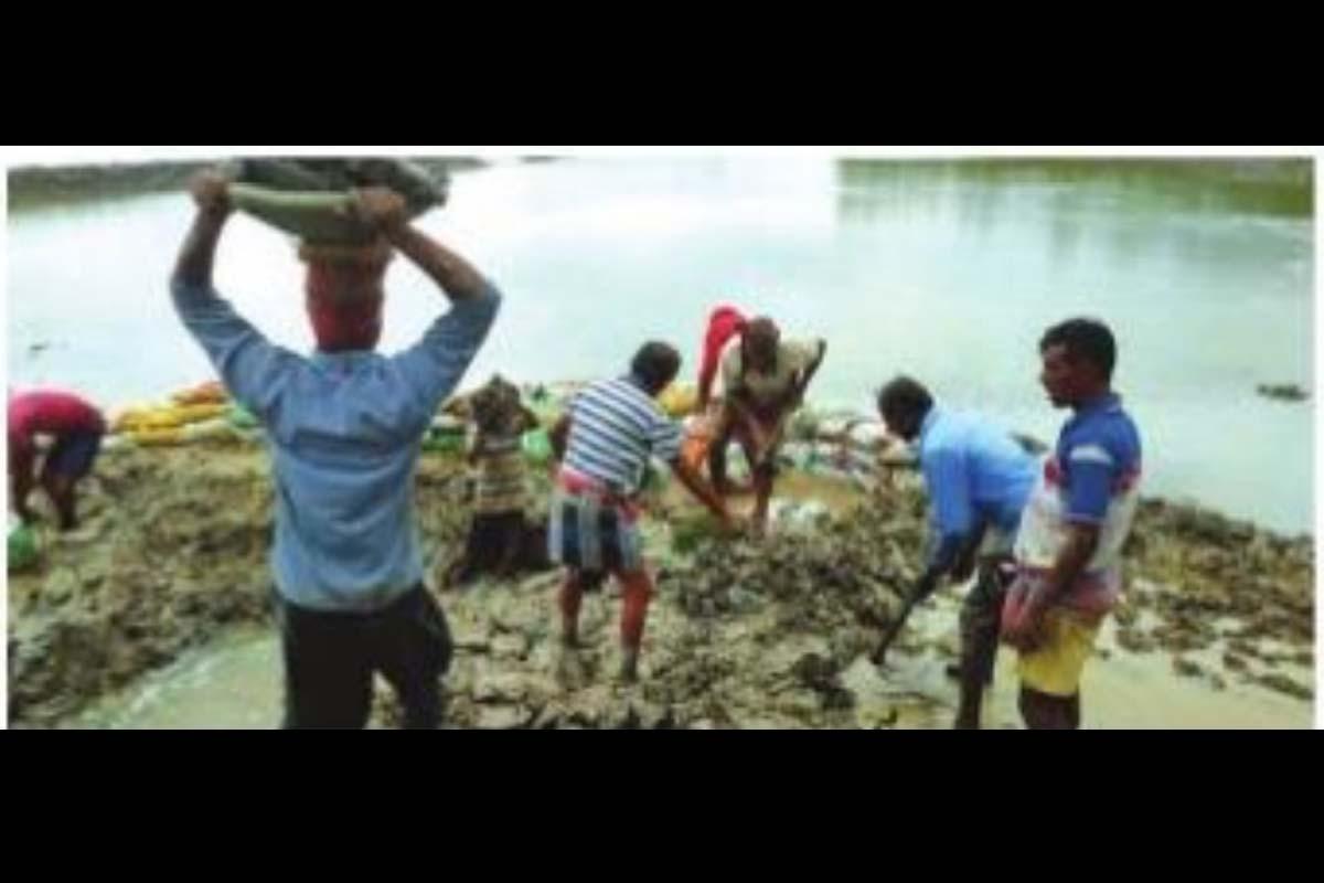 Solar power, Sunderban island, power failure, climate change