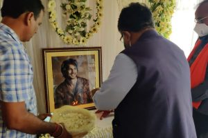 Ravi Shankar Prasad meets Sushant Singh's family, expresses grief
