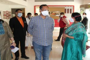 Delhi health minister Satyendar Jain hospitalised with high fever, breathing trouble; Coronavirus test today