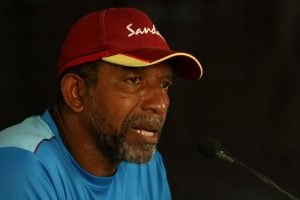 Not decided if West Indes players will take knee during series against England: Phil Simmons