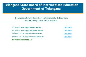 Manabadi AP Inter Result 2020 declared at bieap.gov.in, results.cgg.gov.in, tsbie.cgg.gov.in, manabadi.co.in | Check now