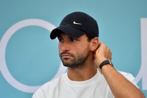 Tennis star Grigor Dimitrov tests positive for coronavirus