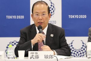 Tokyo 2020 CEO says 80% of venues secured for Olympics