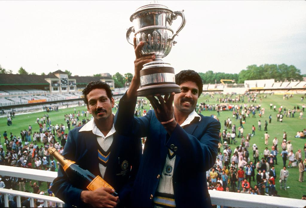 Kapil Dev, Viv Richards, 1983 World Cup, 1983 World Cup final, IND vs WI, WI vs IND, Indian Cricket team, West Indies Cricket team, Prudential World Cup, 1983 Prudential World Cup, Sunil Gavaskar