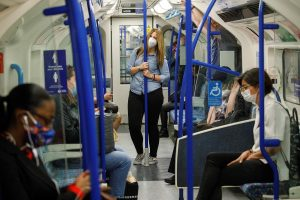 Face masks compulsory on public transport as UK further eases Coronavirus lockdown