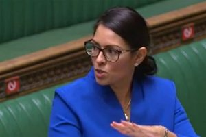 UK to go ahead with 14-day self-quarantine for new arrivals: Home Secretary Priti Patel