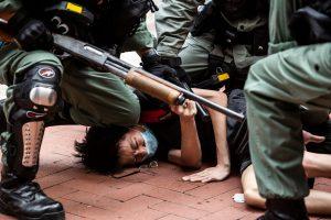 China to take 'countermeasures' after US bans military exports to Hong Kong