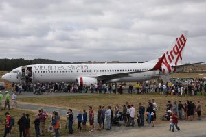 Bain Capital to buy collapsed Virgin Australia on crumbling airline industry