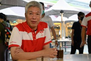 Singapore PM Lee Hsien Loong's brother backs opposition but won't seek election
