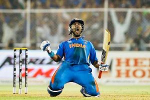 VVS Laxman lauds Yuvraj Singh for his 'unwavering spirit'