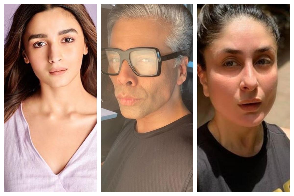 Kareena Kapoor Khan, Alia Bhatt, Karan Johar, Sushant Singh Rajput, Nepotism